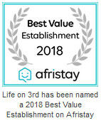 Afristay - Life on 3rd Guesthouse